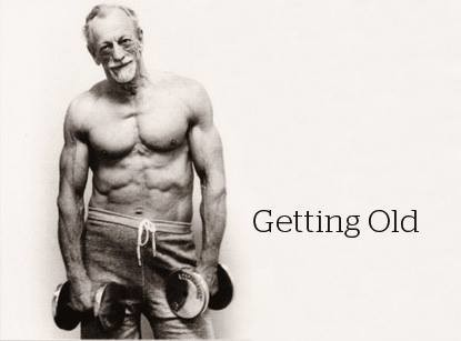 Fit Old Man