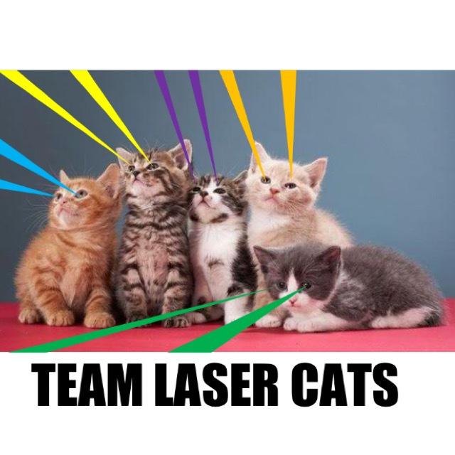 LaserCats
